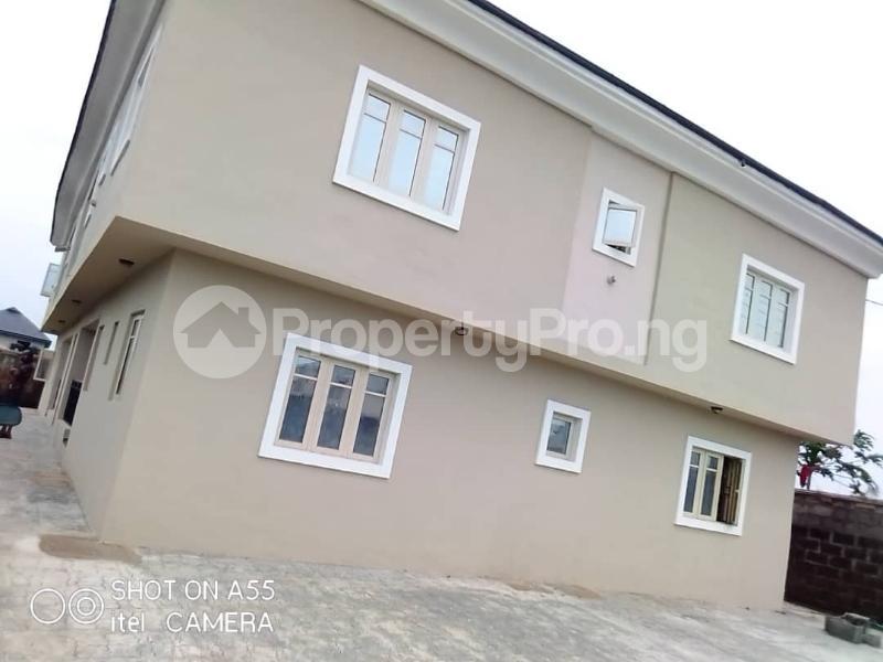 3 bedroom Self Contain for rent Peace Estate Baruwa Off Ipaja Rd Lagos Baruwa Ipaja Lagos - 0