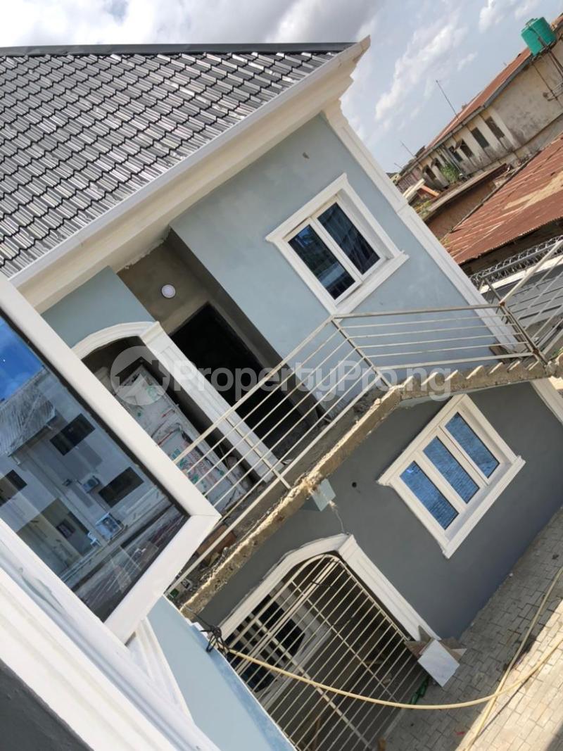 Flat / Apartment for rent Peace Estate, Baruwa Baruwa Ipaja Lagos - 1