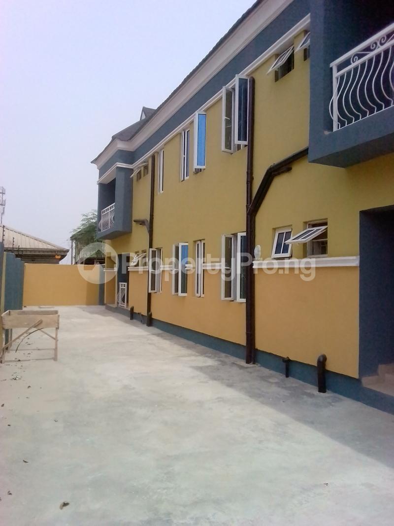 2 bedroom Flat / Apartment for rent Peace Estate. Iyana Ipaja Ipaja Lagos - 0