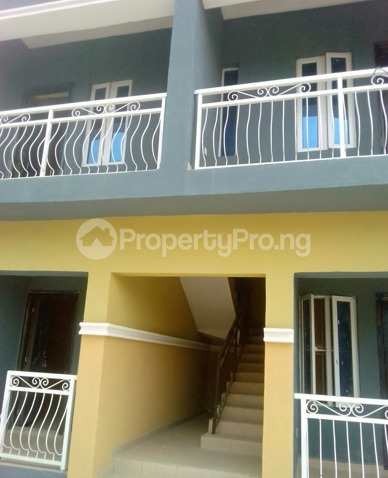 2 bedroom Flat / Apartment for rent Peace Estate. Iyana Ipaja Ipaja Lagos - 1