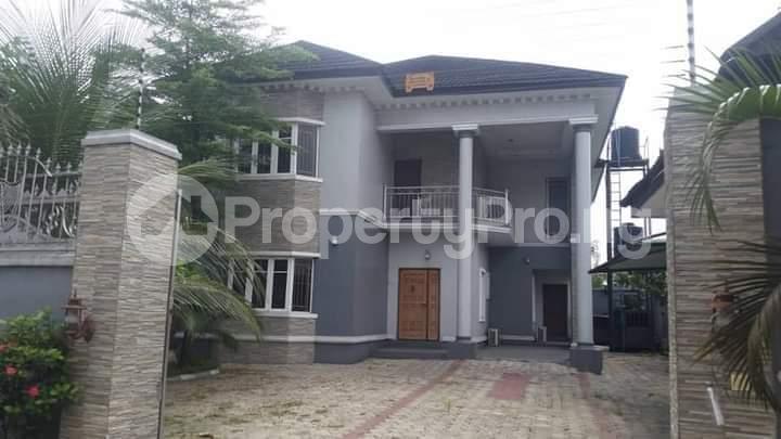 Detached Duplex House for sale - Trans Amadi Port Harcourt Rivers - 0
