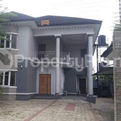 Detached Duplex House for sale - Trans Amadi Port Harcourt Rivers - 1