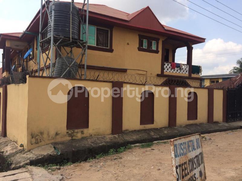 2 bedroom Blocks of Flats House for sale Akinyemi  Ring Rd Ibadan Oyo - 0