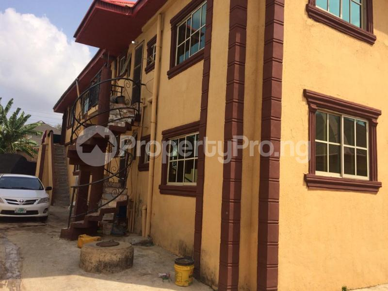 2 bedroom Blocks of Flats House for sale Akinyemi  Ring Rd Ibadan Oyo - 1