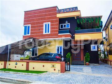 Detached Duplex House for sale chevron Lekki Lagos - 5