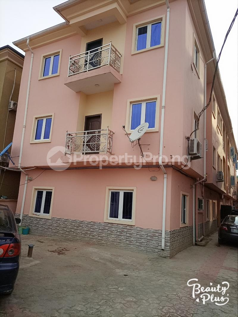3 bedroom Flat / Apartment for rent Ajao Estate Isolo. Lagos Mainland Ajao Estate Isolo Lagos - 9