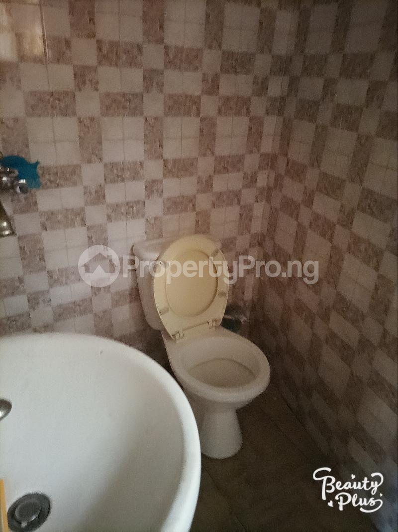 4 bedroom Semi Detached Duplex for rent Ajao Estate Isolo. Lagos Mainland Ajao Estate Isolo Lagos - 11
