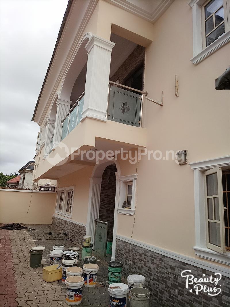 4 bedroom Semi Detached Duplex for rent Ajao Estate Isolo. Lagos Mainland Ajao Estate Isolo Lagos - 16