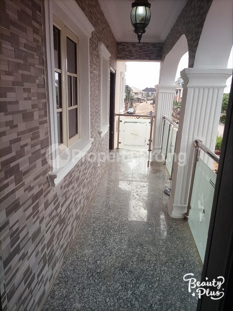 4 bedroom Semi Detached Duplex for rent Ajao Estate Isolo. Lagos Mainland Ajao Estate Isolo Lagos - 4