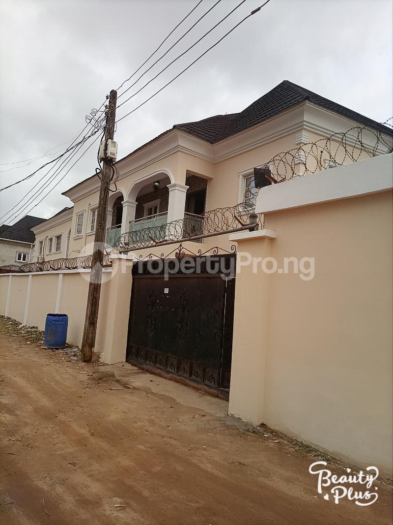 4 bedroom Semi Detached Duplex for rent Ajao Estate Isolo. Lagos Mainland Ajao Estate Isolo Lagos - 0