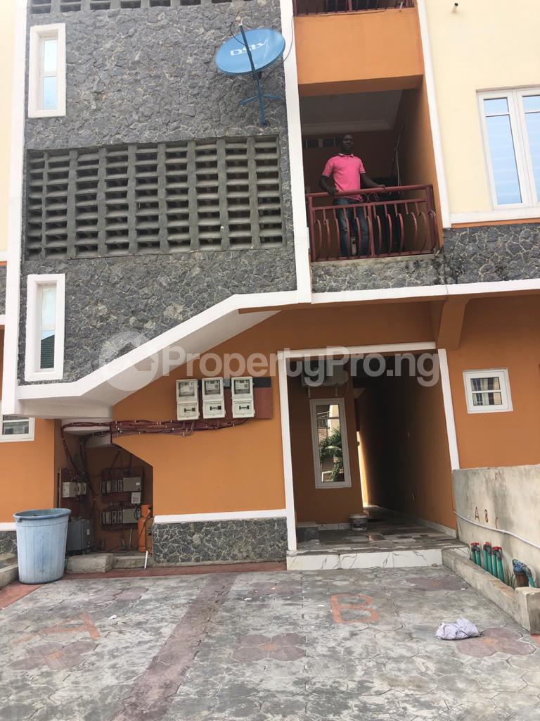 1 bedroom mini flat  Mini flat Flat / Apartment for sale Novojo Estate Sangotedo Ajah Lagos - 0