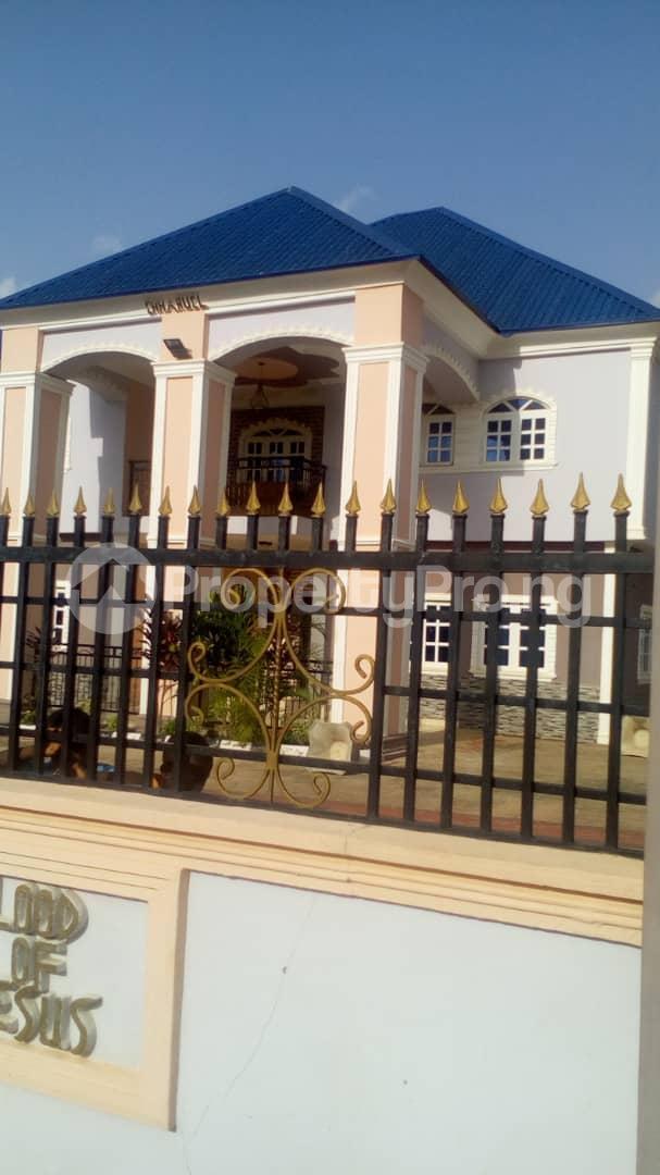 4 bedroom Detached Duplex for sale Alagbaka Gra Akure Ondo - 1