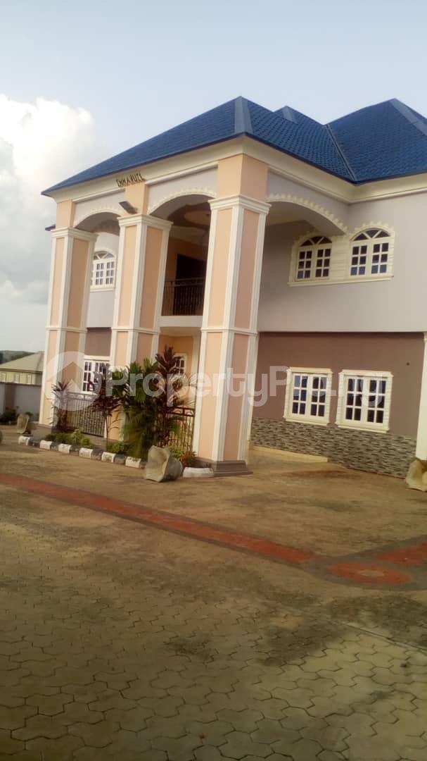 4 bedroom Detached Duplex for sale Alagbaka Gra Akure Ondo - 0