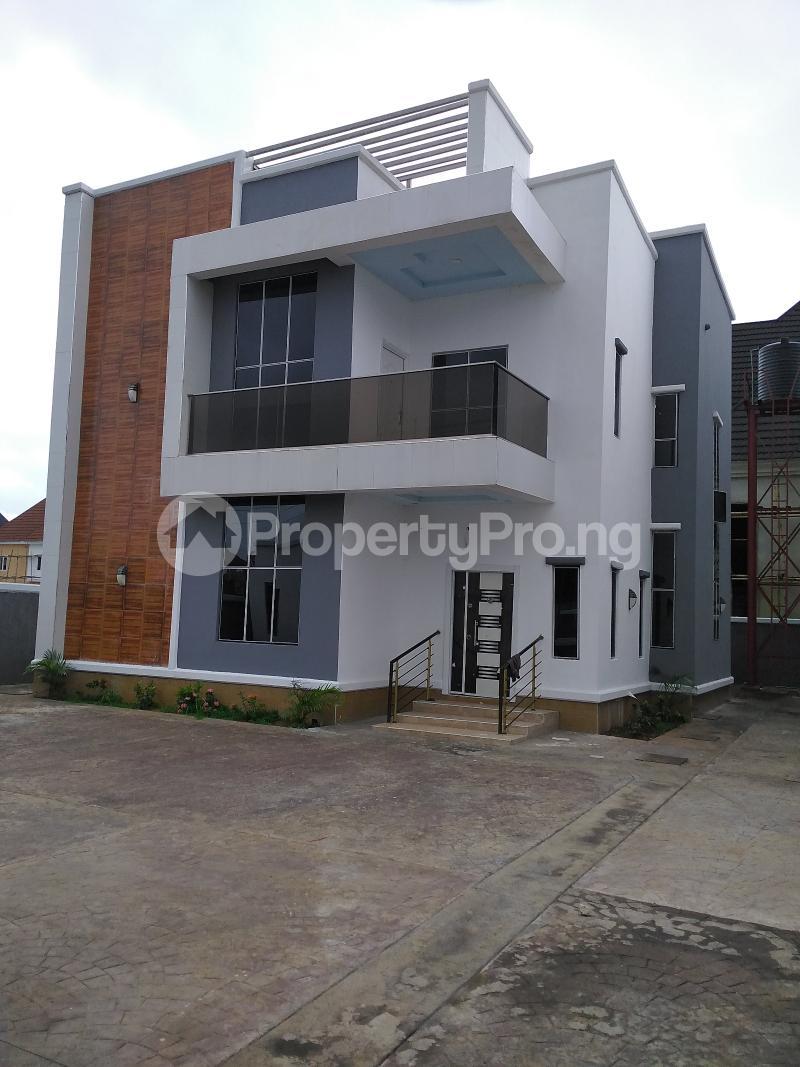 4 bedroom Detached Duplex House for sale High court road, GRA Asaba Delta - 0