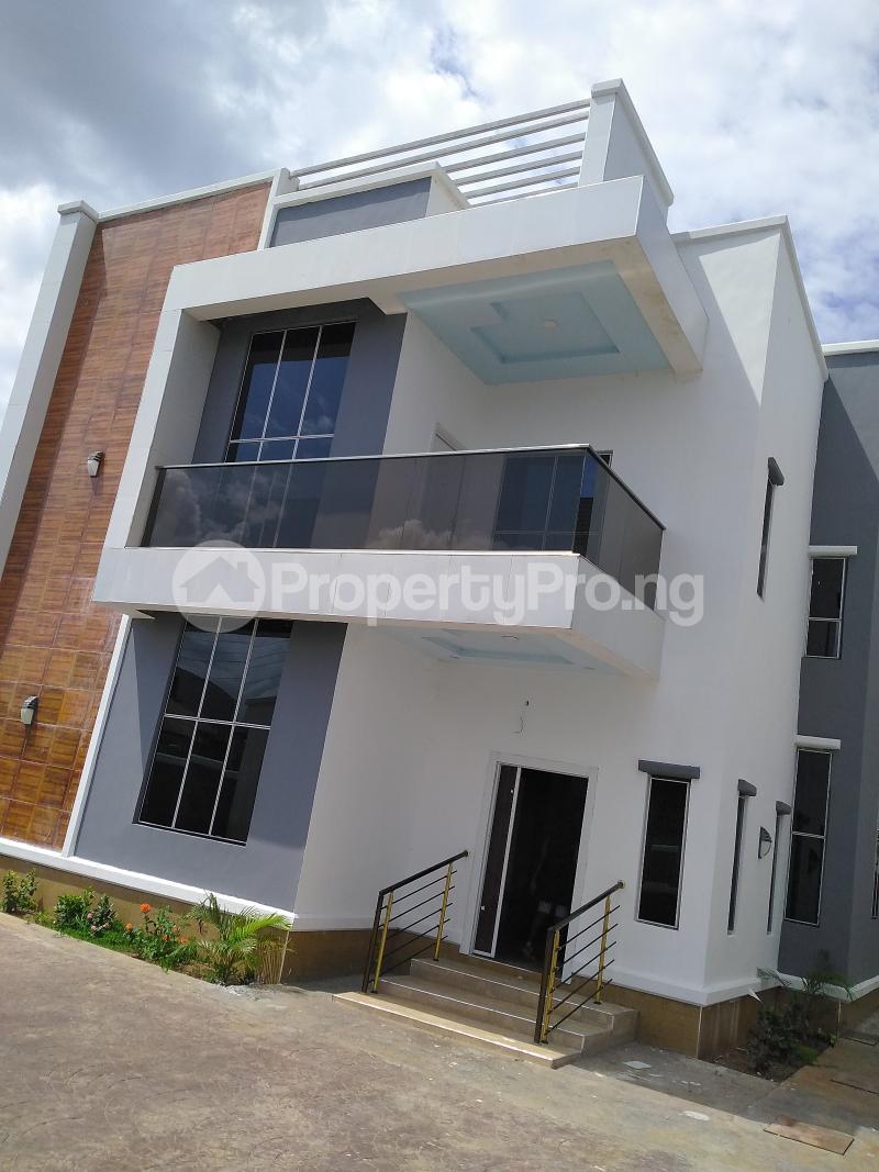 4 bedroom Detached Duplex House for sale High court road, GRA Asaba Delta - 1
