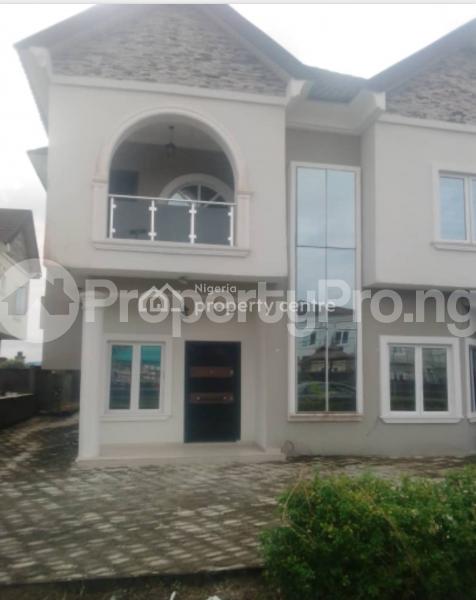 4 bedroom House for sale Royal Palm Estate, Off Monastery Rd,behind Shoprite   Sangotedo Ajah Lagos - 2