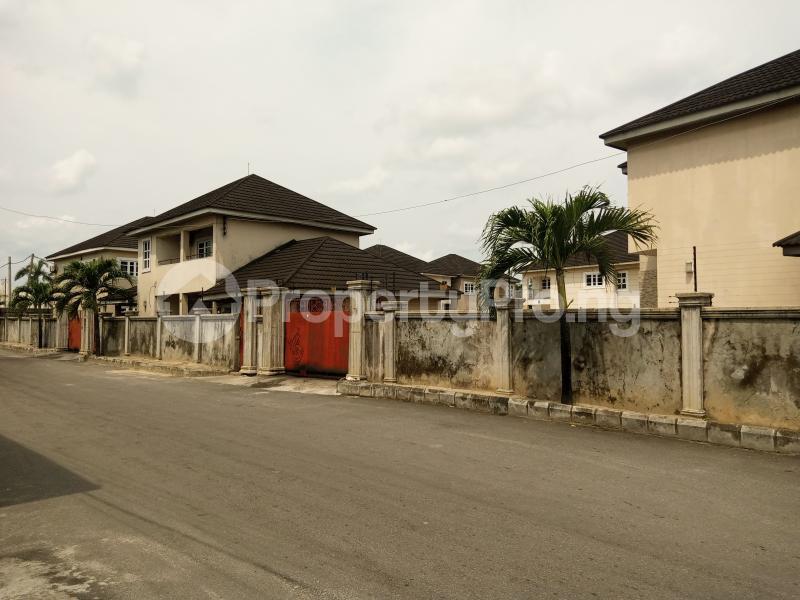 4 bedroom Detached Duplex House for sale Odili Road Trans Amadi Port Harcourt Rivers - 1
