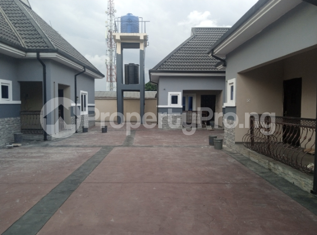 2 bedroom Shared Apartment Flat / Apartment for rent Ebony Road Obia-Akpor Port Harcourt Rivers - 1