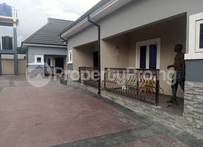 2 bedroom Shared Apartment Flat / Apartment for rent Ebony Road Obia-Akpor Port Harcourt Rivers - 2