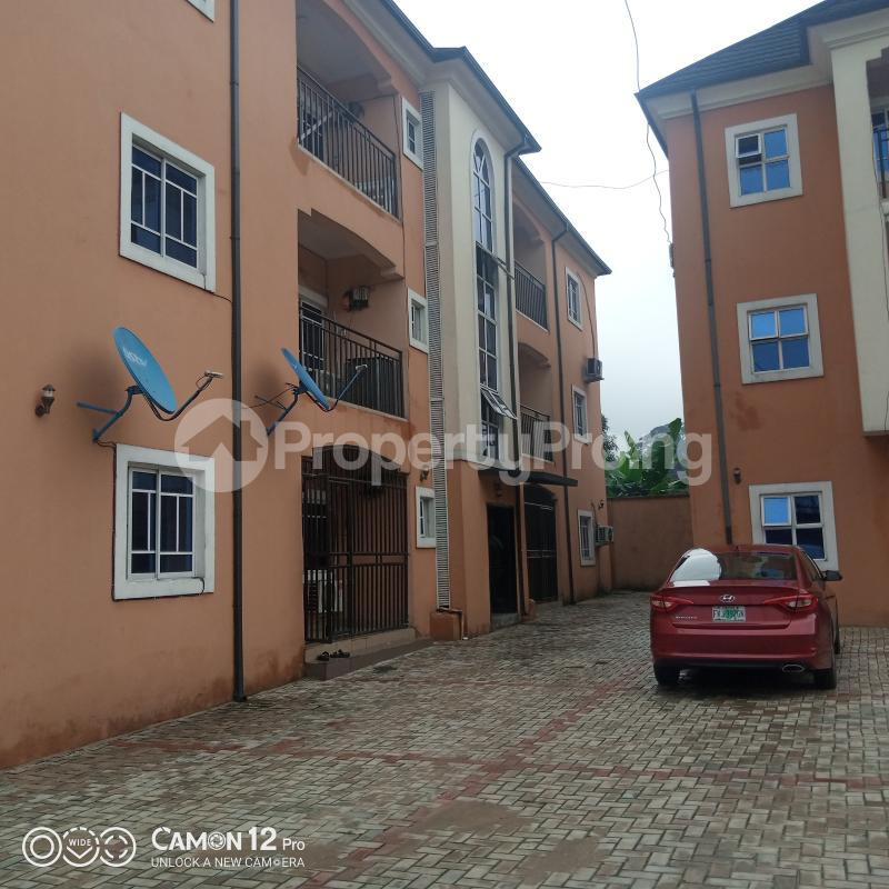 2 bedroom Flat / Apartment for rent Shell Cooperative Estate Eliozu Port Harcourt Rivers - 6