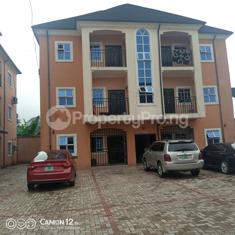 2 bedroom Flat / Apartment for rent Shell Cooperative Estate Eliozu Port Harcourt Rivers - 2