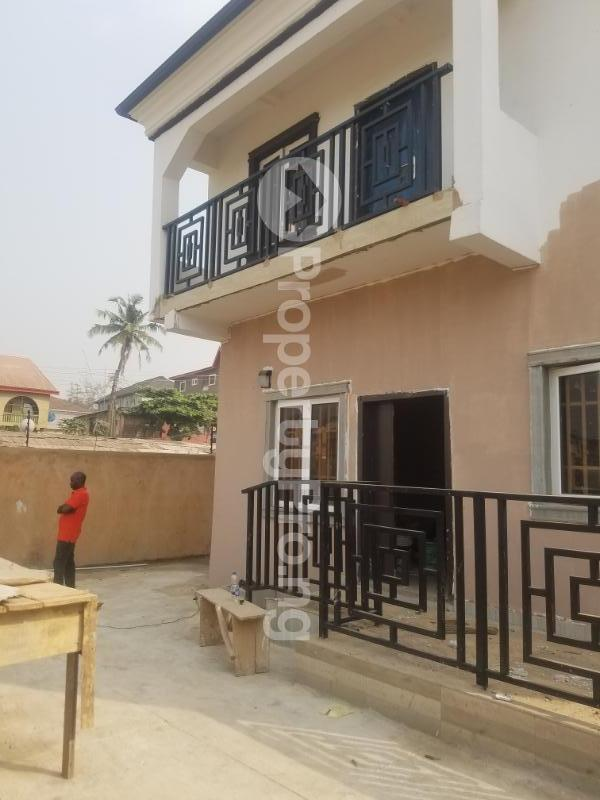 2 bedroom Terraced Duplex House for rent ore close off stop over  Ajao Estate Isolo Lagos - 1