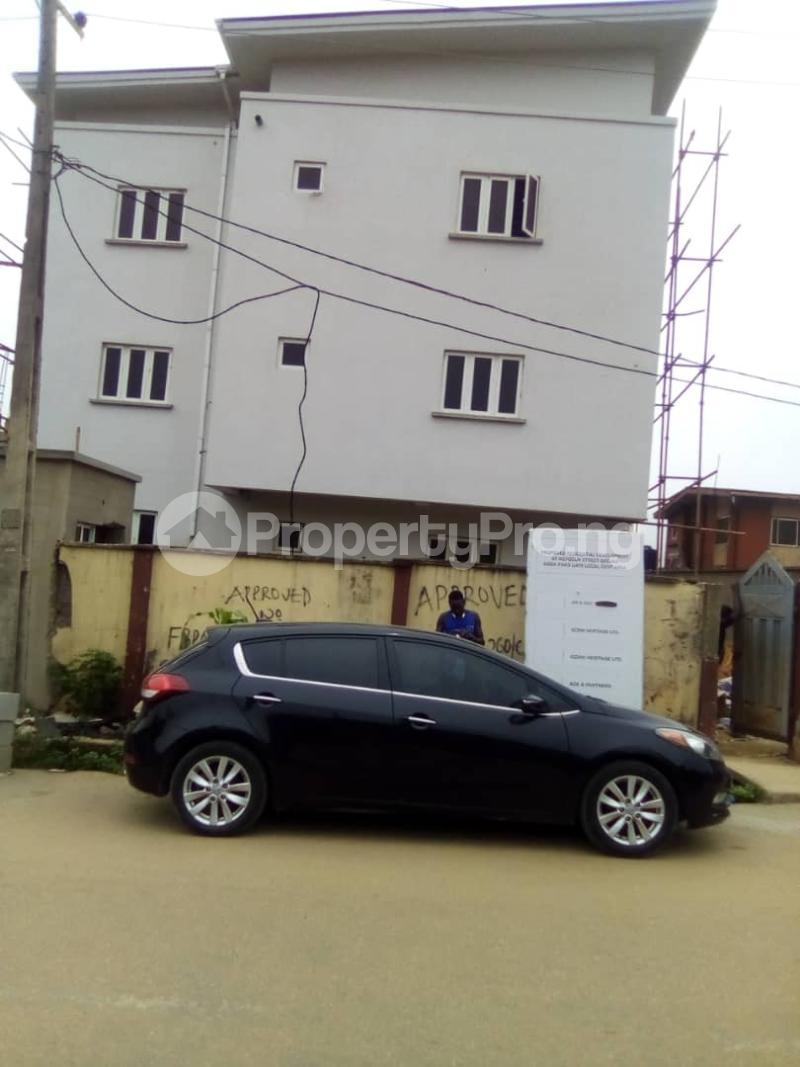 3 bedroom Flat / Apartment for rent Oke-Ira Ogba Lagos - 10