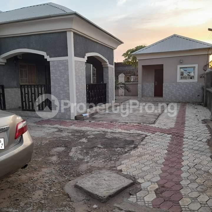 4 bedroom Detached Bungalow House for sale Located at penthouse estate along pyakasa Lugbe Abuja - 3