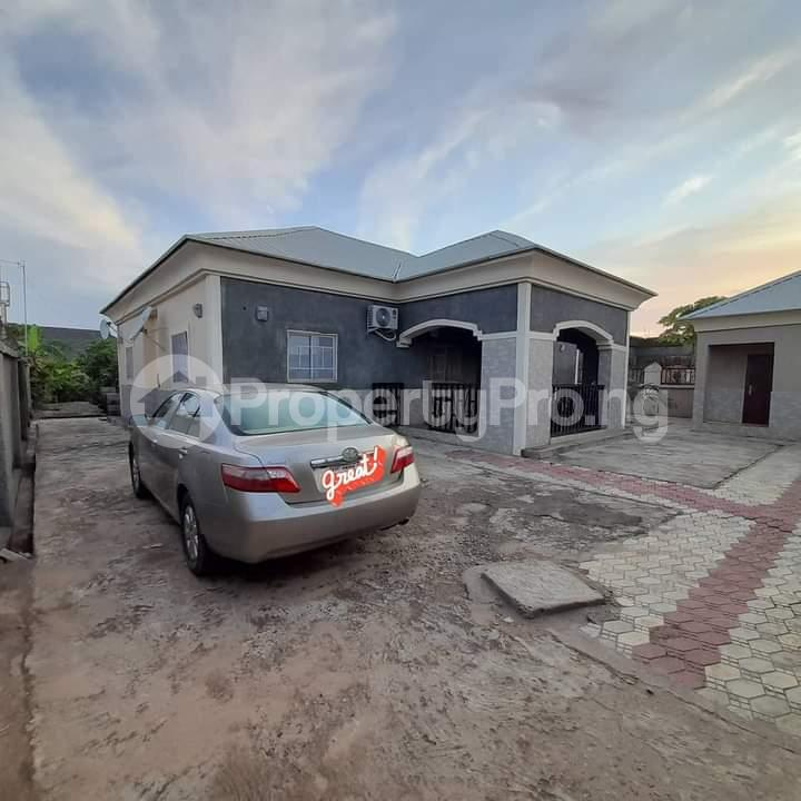 4 bedroom Detached Bungalow House for sale Located at penthouse estate along pyakasa Lugbe Abuja - 0