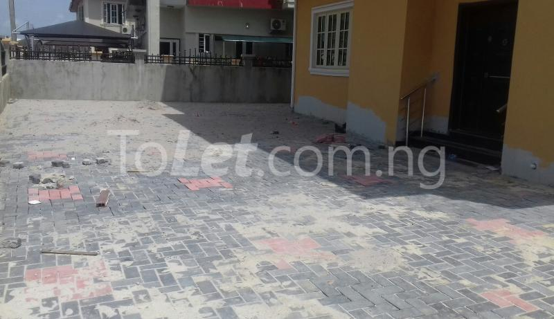 3 bedroom House for shortlet Sangotedo  Sangotedo Ajah Lagos - 19