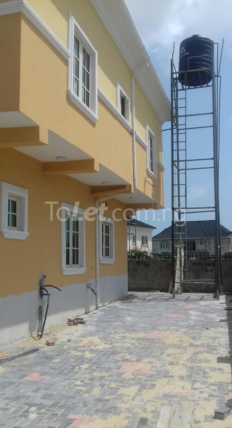 3 bedroom House for shortlet Sangotedo  Sangotedo Ajah Lagos - 18