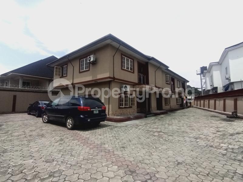 3 bedroom Semi Detached Duplex for rent Off Stadium Road Port Harcourt Rivers - 0