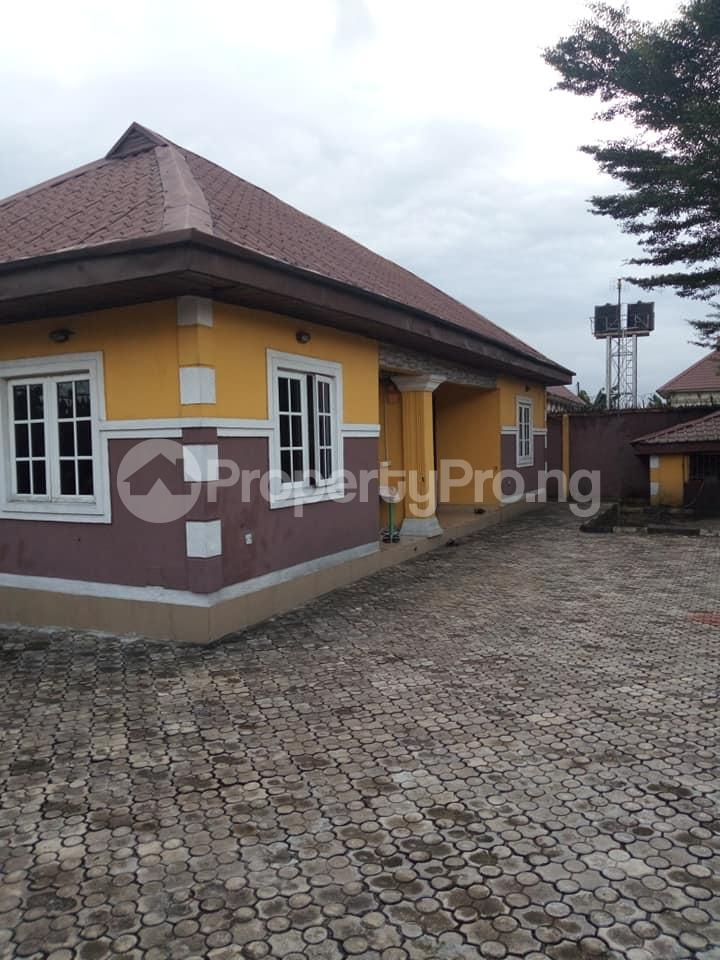 3 bedroom Detached Bungalow House for sale Queens park estate off rumuodara eneka road Obio-Akpor Rivers - 2