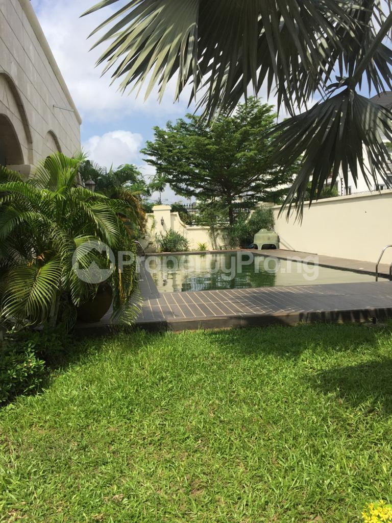 5 bedroom Terraced Duplex House for rent Banana  Banana Island Ikoyi Lagos - 1