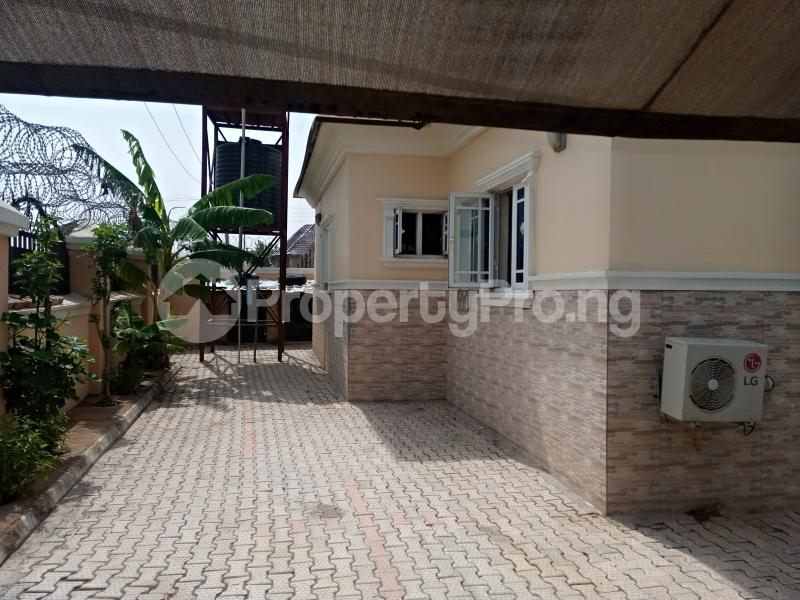 4 bedroom Detached Bungalow House for sale Located in a serene estate along living faith Church, Amac market area Lugbe Abuja - 1
