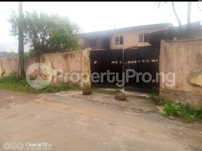 4 bedroom Detached Bungalow for sale Off Clem Road, Ijaiye Ifako Agege Lagos - 1