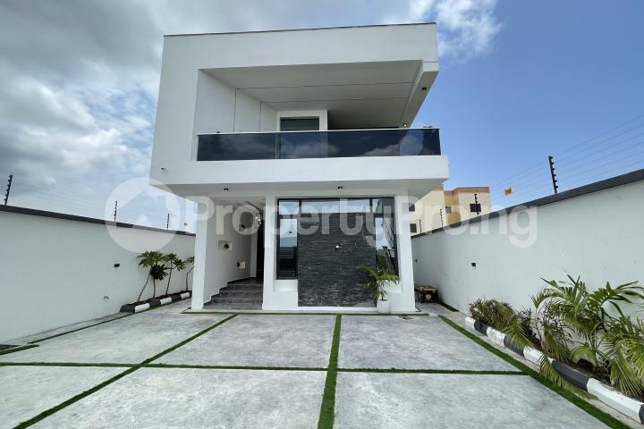 4 bedroom Detached Duplex House for sale Lekki Palm City Estate Ajah Lagos - 2