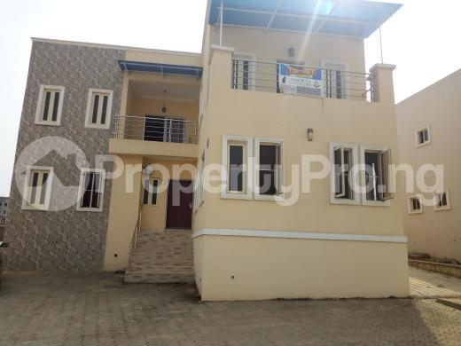 4 bedroom Duplex for rent Along Turkish hospital Idu Abuja - 8