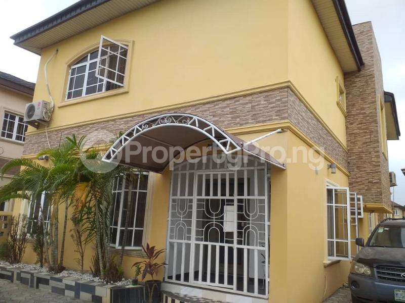 4 bedroom Detached Duplex for sale S Forte Estate Ajah Lagos - 0
