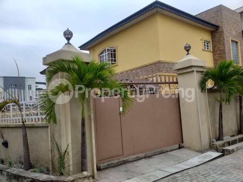 4 bedroom Detached Duplex for sale S Forte Estate Ajah Lagos - 1