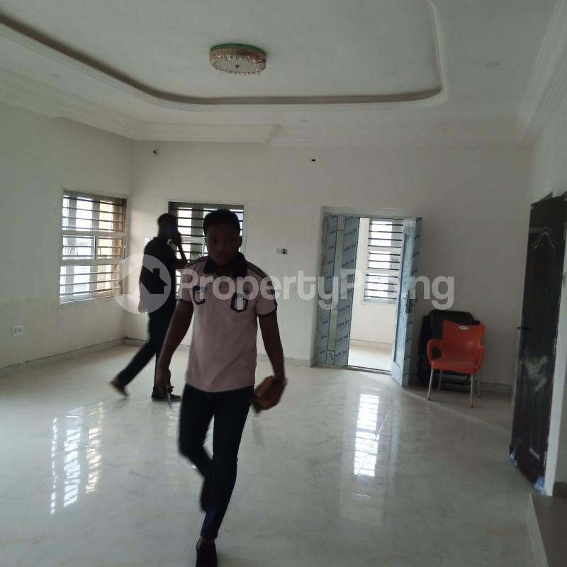 4 bedroom Semi Detached Duplex for sale Idishin Extension, Alpha Grace Estate Idishin Ibadan Oyo - 2