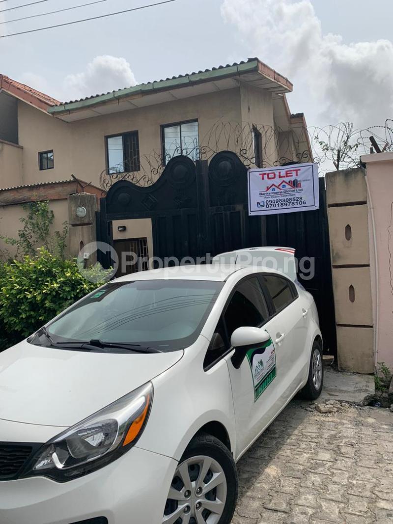 4 bedroom Semi Detached Duplex for rent Mobolaji Johnson Estate Lekki Phase 1 Lekki Lagos - 0