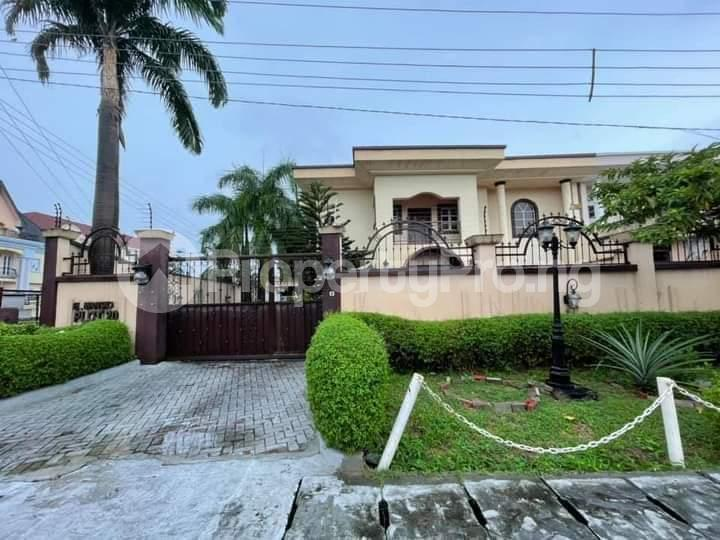 5 bedroom Semi Detached Duplex for sale Off Fatai Arobieke Lekki Phase 1 Lekki Lagos - 0