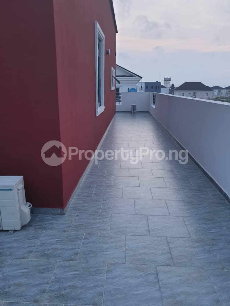 5 bedroom Detached Duplex for rent Victory Park Osapa london Lekki Lagos - 8