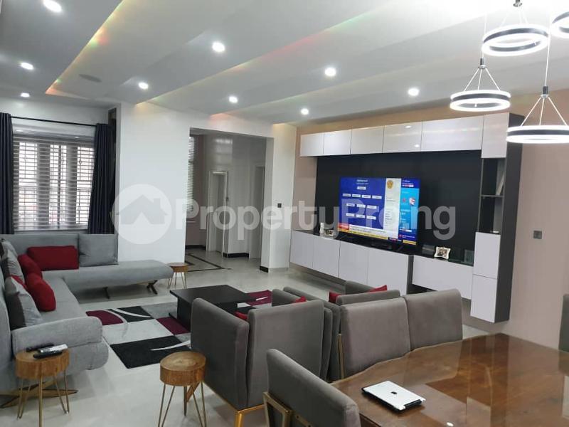 5 bedroom Detached Duplex for rent Victory Park Osapa london Lekki Lagos - 2