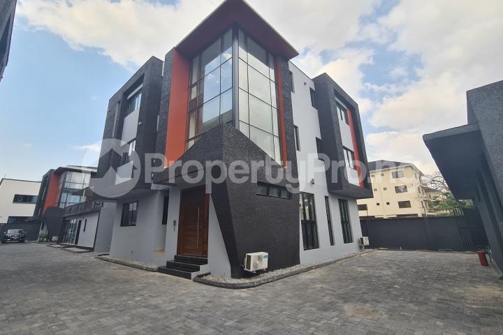 5 bedroom Detached Duplex House for rent Old Ikoyi Ikoyi Lagos - 32