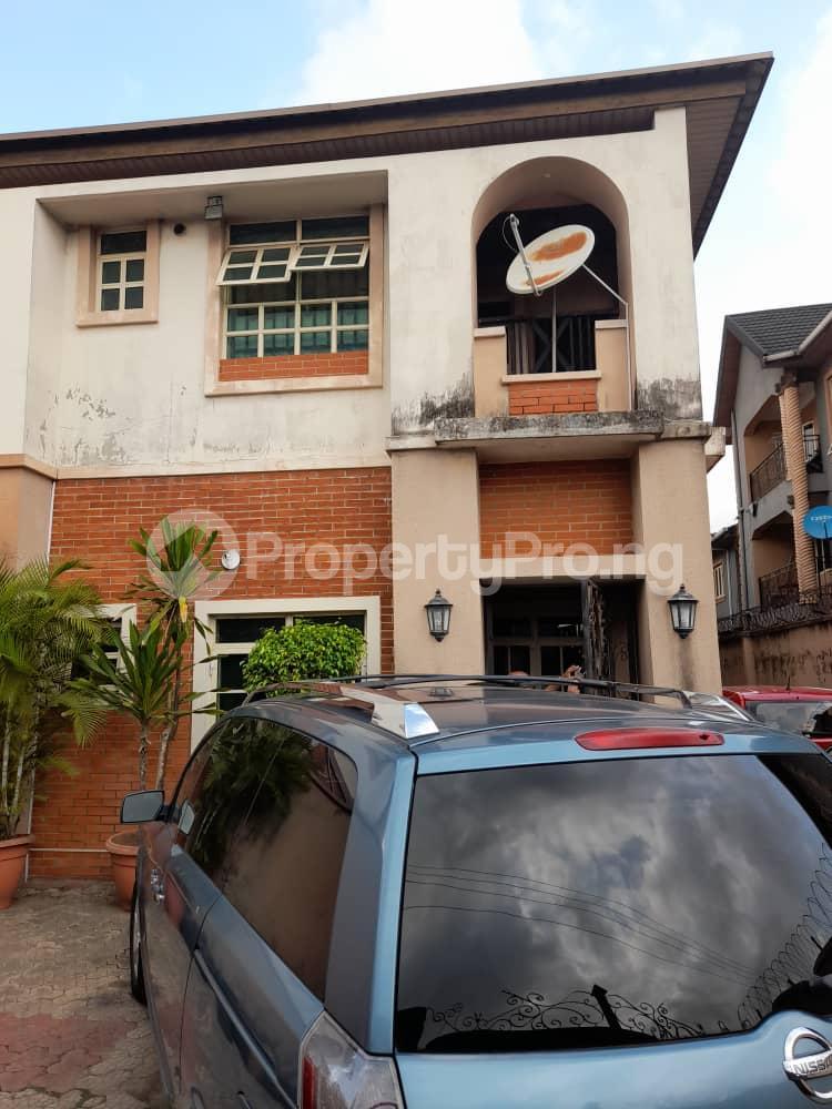 5 bedroom Detached Duplex for sale Shangisha Gra Magodo Kosofe/Ikosi Lagos - 0