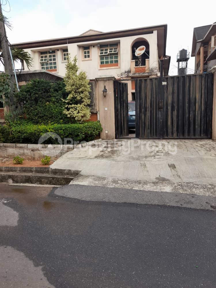 5 bedroom Detached Duplex for sale Shangisha Gra Magodo Kosofe/Ikosi Lagos - 2