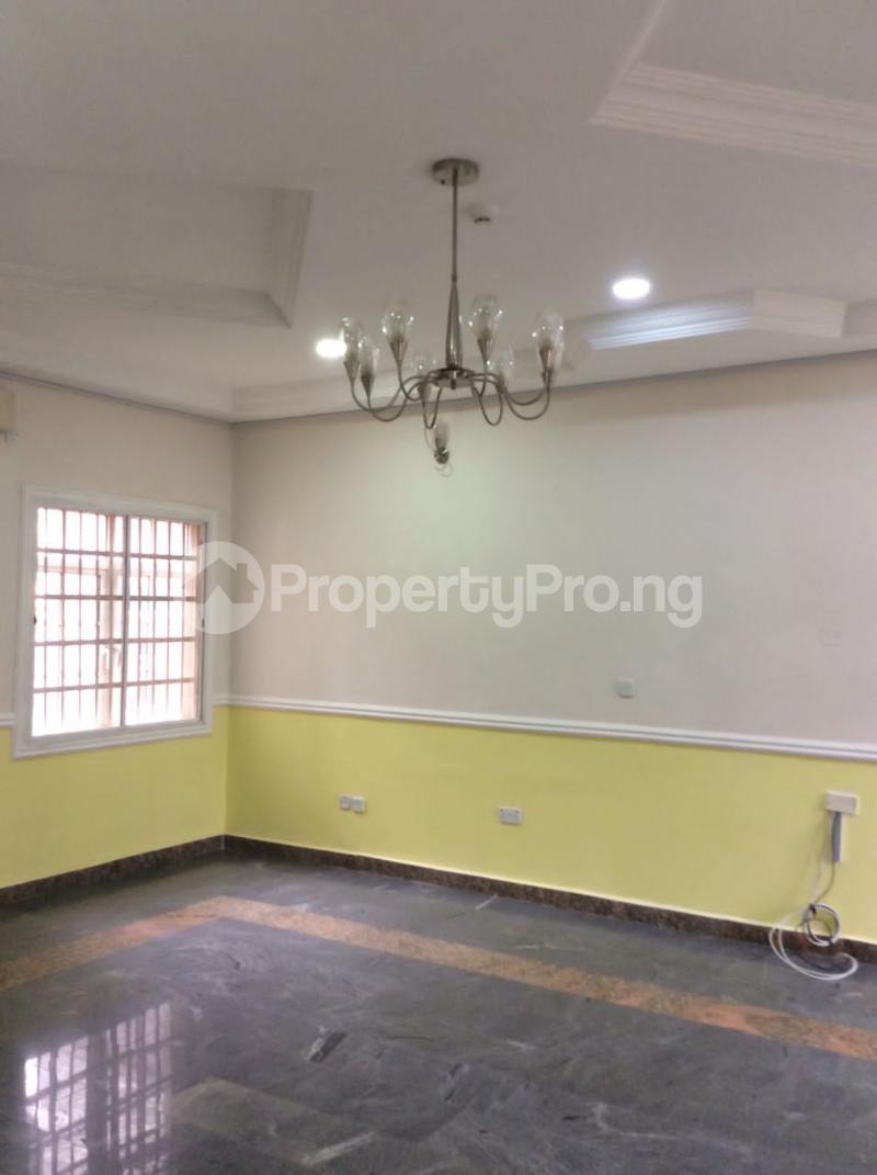 5 bedroom Semi Detached Duplex for rent Asokoro Asokoro Abuja - 1