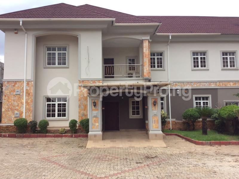 5 bedroom Semi Detached Duplex for rent Asokoro Asokoro Abuja - 0